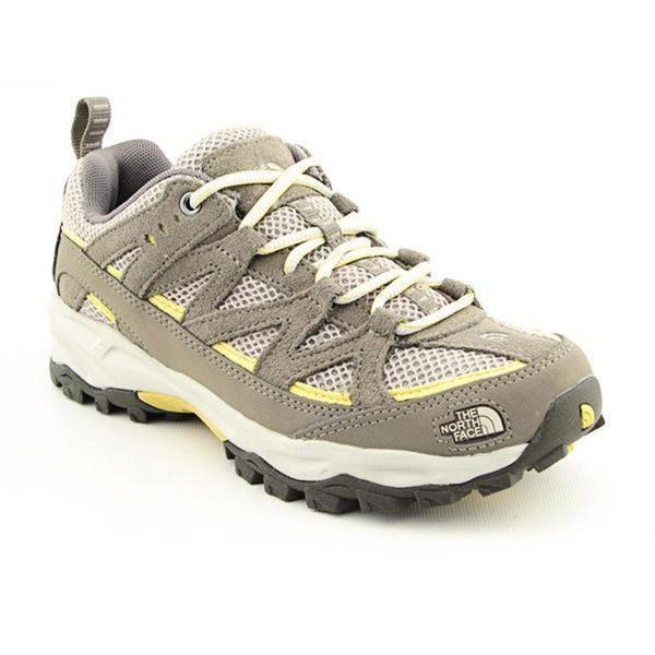 The North Face Women's 'Tyndall' Regular Suede Athletic Shoe (Size 5.5)