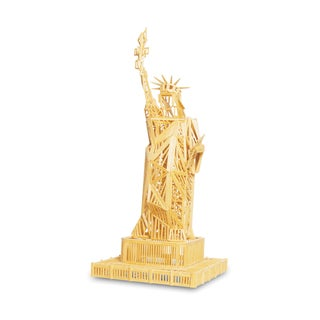 Matchitecture Statue of Liberty