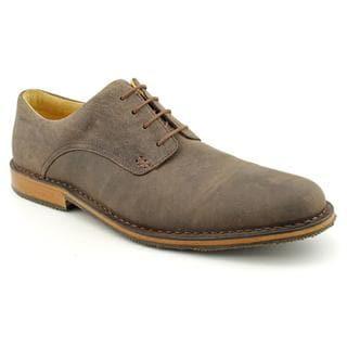 Sebago Men's 'Salem' Full-Grain Leather Dress Shoes (Size 10)