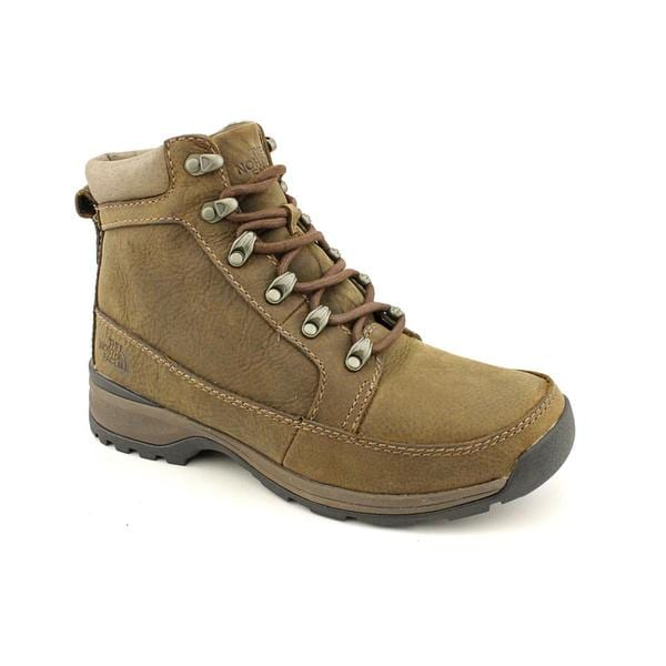 North Face Men's 'Ketchum' Full-Grain Leather Boots