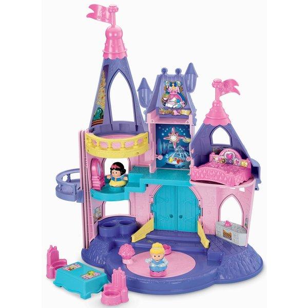 Fisher Price Disney Princess Songs Palace Playset