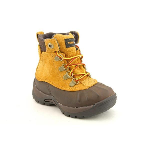 Timberland Girl's 'Mallard Waterproof Lace Chukka' Leather Boots