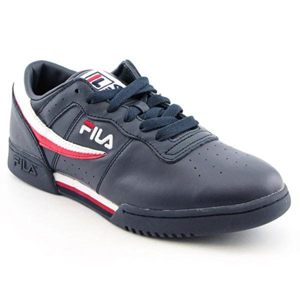 Fila Men's 'Original Fitness' Leather Casual Shoes
