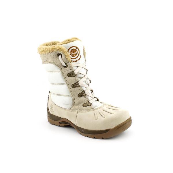 Timberland Girl's 'Mallard Waterproof Tall' Regular Suede Boots