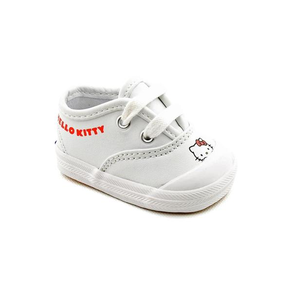 Keds Girl's 'Honey Cute Hello Kitty' Leather Casual Shoes