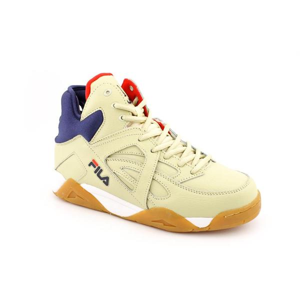 Fila Men's 'The Cage' Leather Casual Shoes