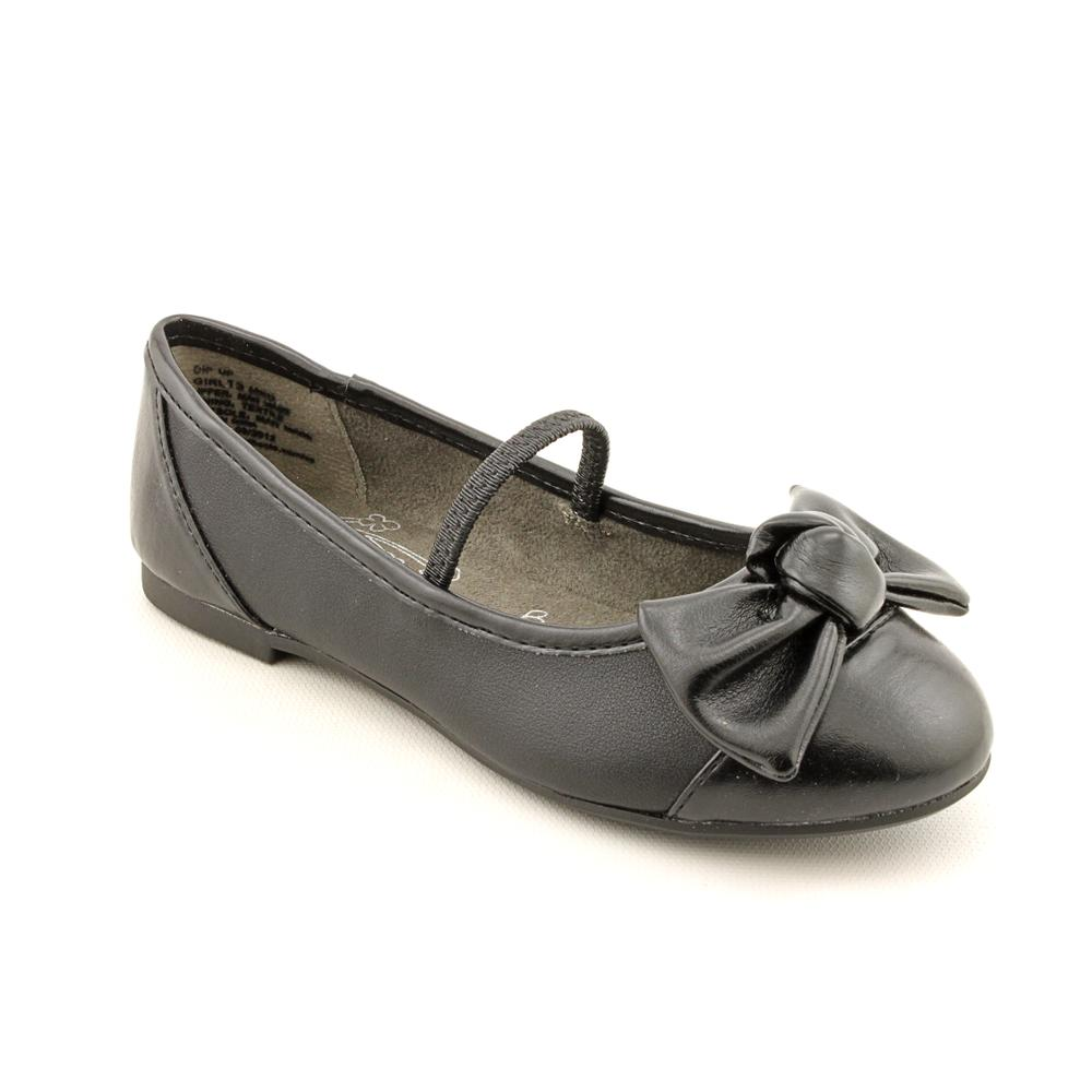 Kenneth Cole Reaction Kids Girls Dip Up Faux Leather Dress Shoes
