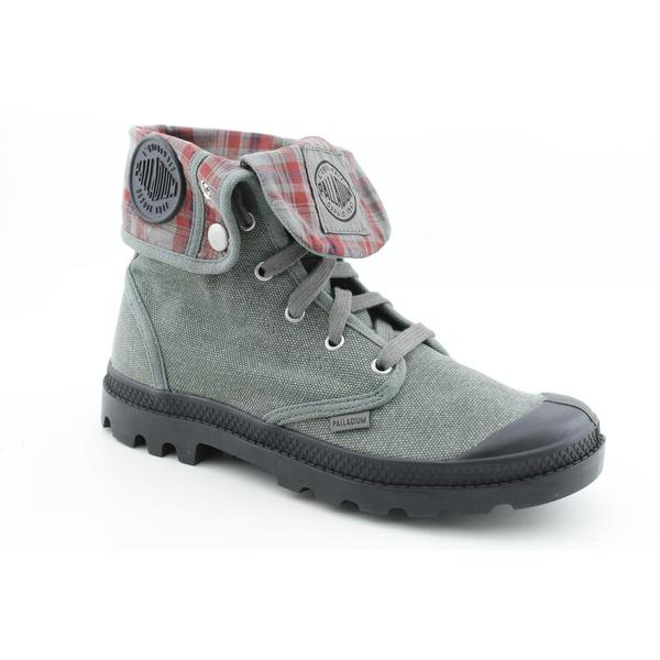 Palladium Men's 'Baggy' Basic Textile Boots