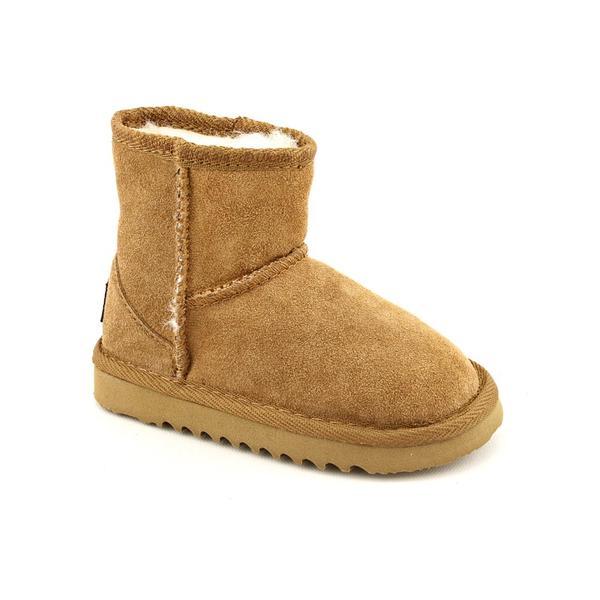 Ukala Girl's 'Sydney Mini Kids' Regular Suede Boots