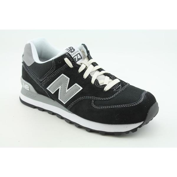 New Balance Men's 'ML574' Regular Suede Athletic Shoe Wide