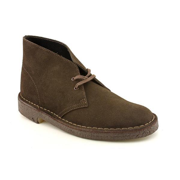 Clarks Originals Men's 'Desert Boot' Regular Suede Boots