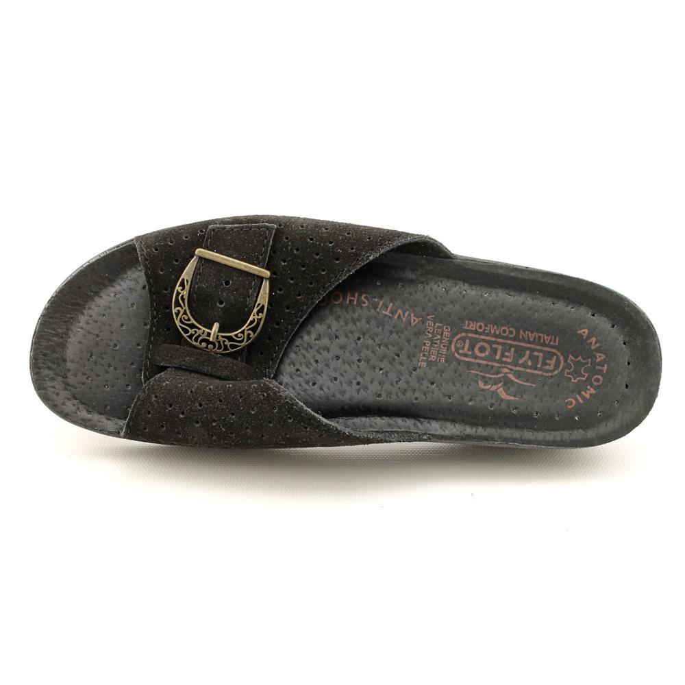 Edna' Regular Suede Sandals