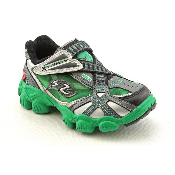 Stride Rite Boy's 'X-Celeracers Hulk' Leather Casual Shoes