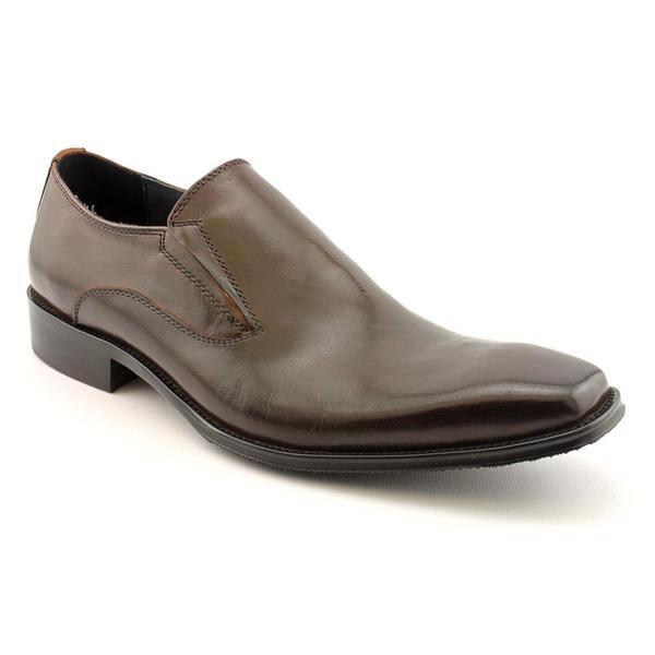 Steve Madden Men's 'Levvel' Leather Dress Shoes