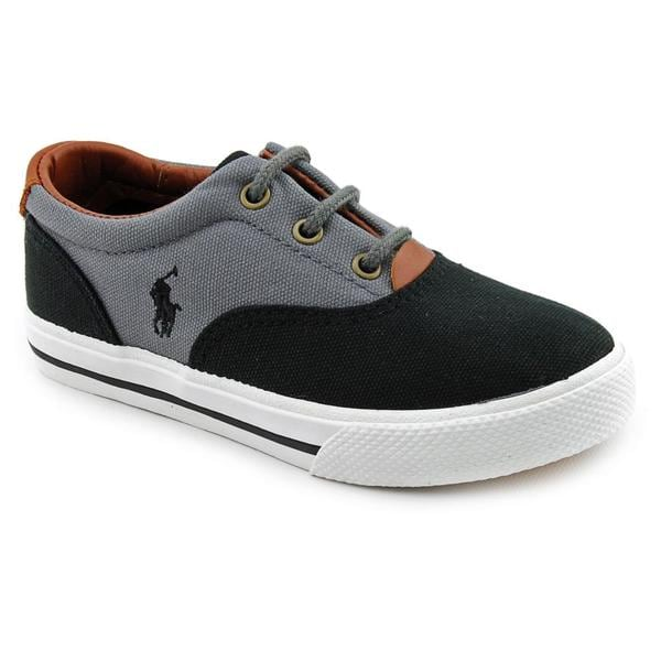 Polo Ralph Lauren Boy's 'Vaughn' Canvas Casual Shoes