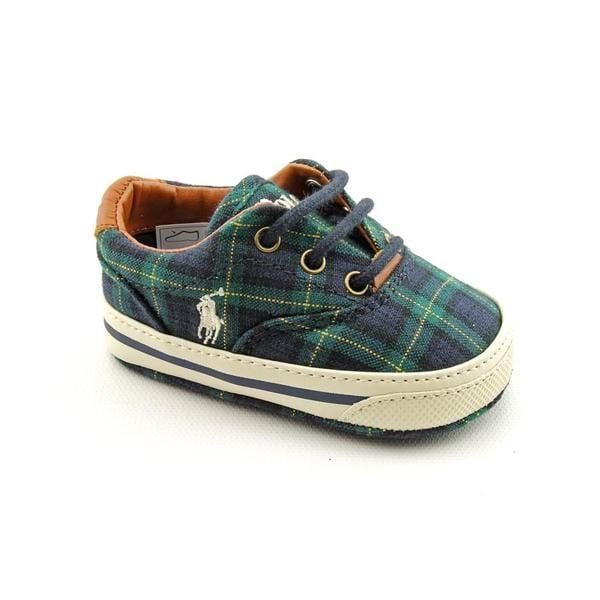Ralph Lauren Layette Boy's 'Vaughn' Basic Textile Casual Shoes