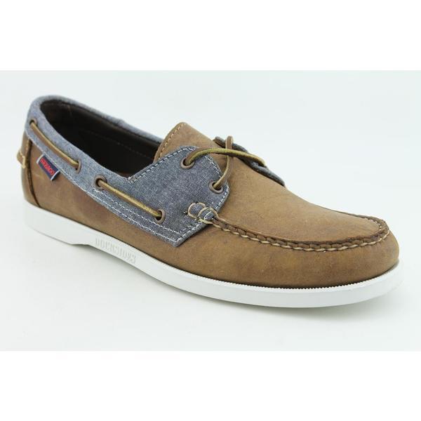 Sebago Men's 'Spinnaker' Leather Casual Shoes
