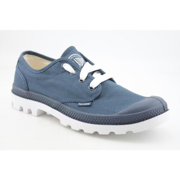 Palladium Men's 'Blanc Ox' Canvas Casual Shoes