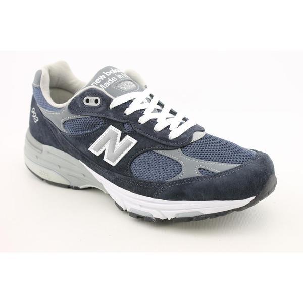 New Balance Men's 'MR993' Regular Suede Athletic Shoe Wide