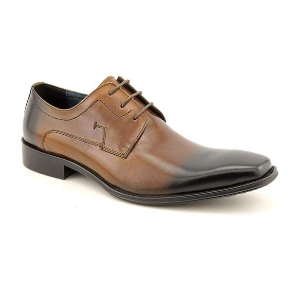 Steve Madden Men's 'Logikk' Leather Dress Shoes