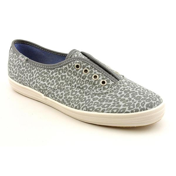 Keds Women's 'Champion Laceless Animal' Fabric Casual Shoes