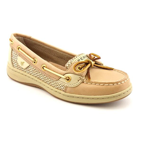 Sperry Top Sider Women's 'Angelfish' Leather Casual Shoes
