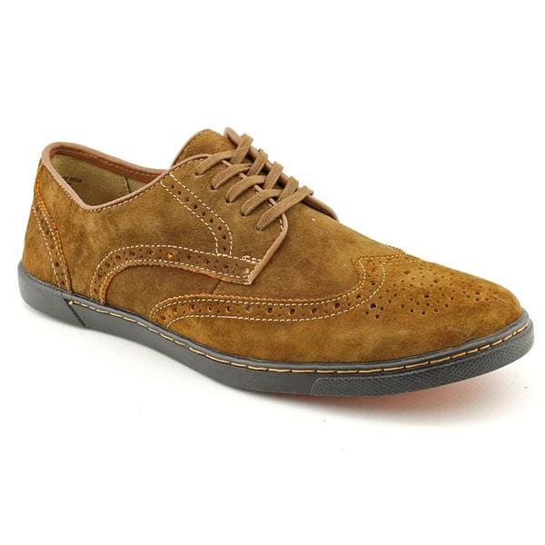 Hush Puppies Men's 'Carver' Regular Suede Casual Shoes