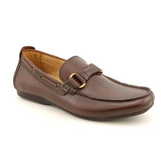 Steve Madden Men's 'Kasshh' Leather Casual Shoes