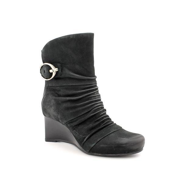 Earthies Women's 'Chelsea' Full-Grain Leather Boots