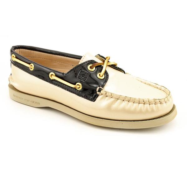 Sperry Top Sider Women's 'A/O 2 Eye' Patent Leather Casual Shoes