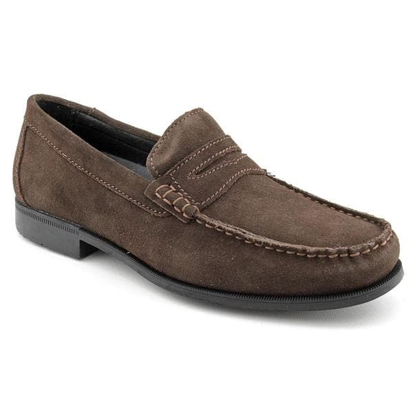 Sebago Men's 'Back Bay Classic' Regular Suede Dress Shoes