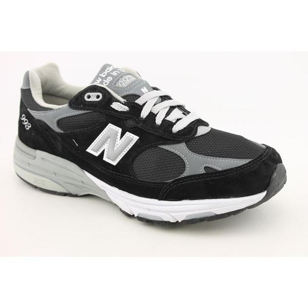 New Balance Men's 'MR993' Regular Suede Athletic Shoe Wide