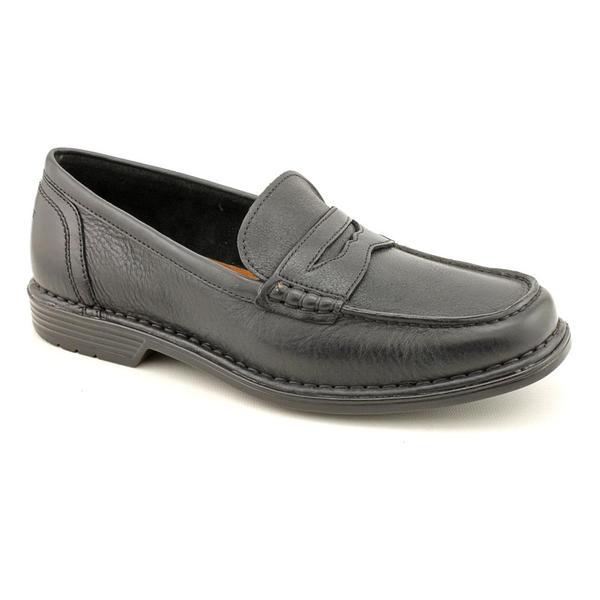 Rockport Men's 'Washington Square Penny' Full-Grain Leather Dress Shoes Wide