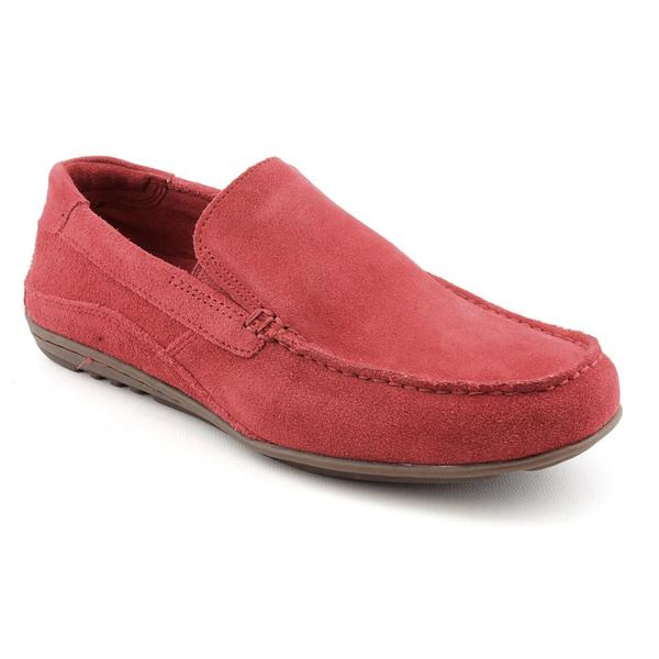 Rockport Men's 'Cape Noble' Regular Suede Casual Shoes Wide