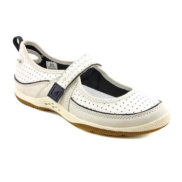 Sperry Top Sider Women's 'Clearwater' Leather Casual Shoes
