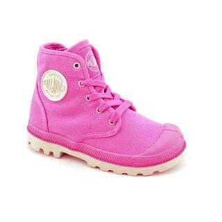 Palladium Girl's 'Pampa Hi' Basic Textile Boots