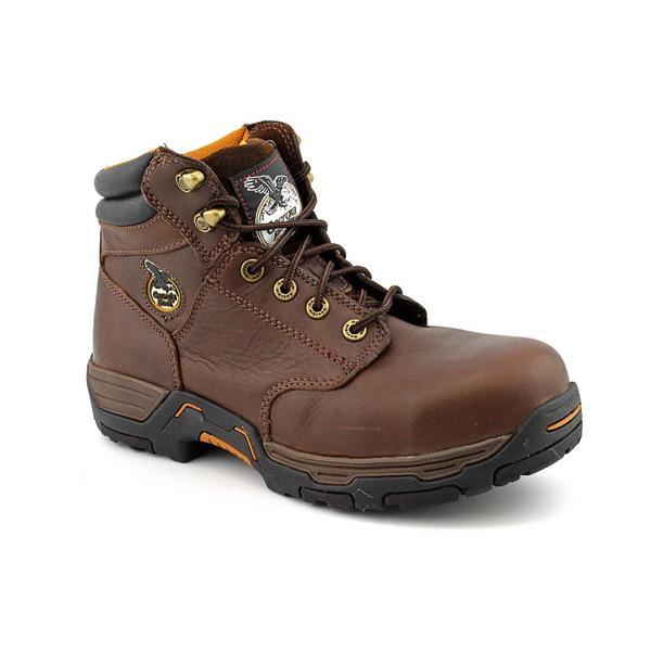 "Georgia Men's '7693 Men's 6""' Leather Boots Wide"