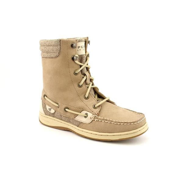 sperry top sider s hiker fish nubuck boots free