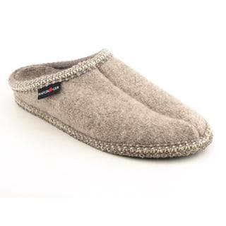 Haflinger Men's 'Classic Slipper' Synthetic Casual Shoes