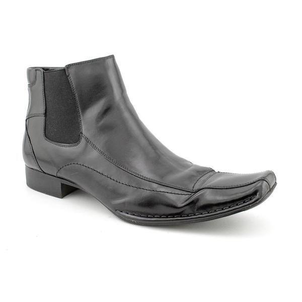 Steve Madden Men's 'Bannir' Leather Boots