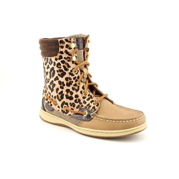 Sperry Top Sider Women's 'Hiker Fish' Nubuck Boots - Free Shipping ...