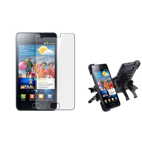 BasAcc Phone Holder/ Protector for Samsung Galaxy S II/ S2 i9100