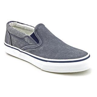 Sperry Top Sider Men's 'Striper Slip On' Basic Textile Athletic Shoe