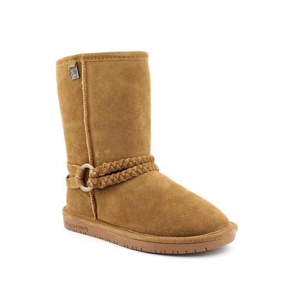 eb9371b7b9a3 Shop Bearpaw Women s  Adele  Regular Suede Boots - Free Shipping ...