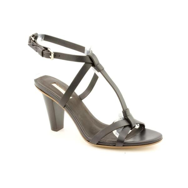Calvin Klein Collection Women's 'Kavi' Leather Sandals