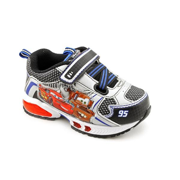 Disney Pixar Boy's 'Multi-Lighted Cars Buddies Shoes' Synthetic Casual Shoes