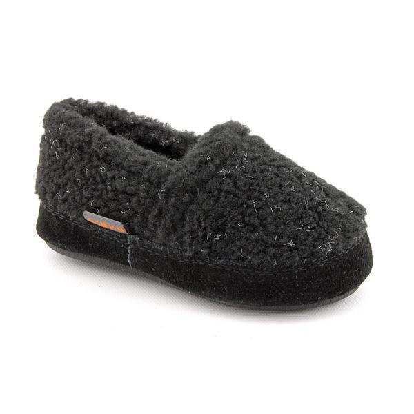 Acorn Boy's 'Tex Moc' Faux Fur Casual Shoes
