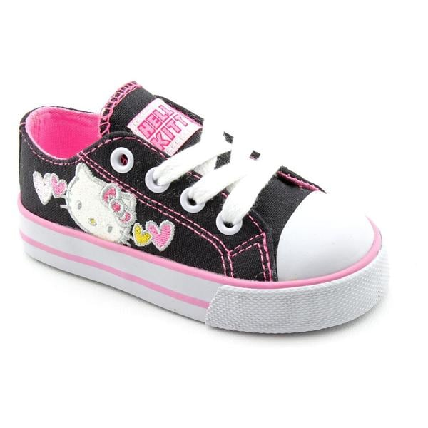 Hello Kitty Girl's 'Lil Katie' Fabric Athletic Shoe