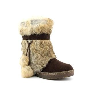Bearpaw Women's 'Tama II' Regular Suede Boots