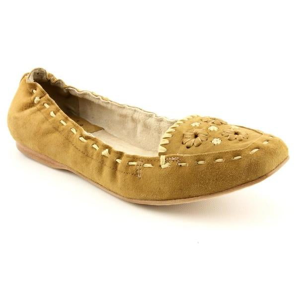 Jack Rogers Women's 'Flora' Kid Suede Casual Shoes
